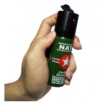 Spray paralizant cu piper NATO 60ml